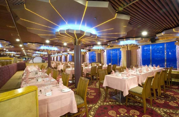 Carnival Fascination Dining Room